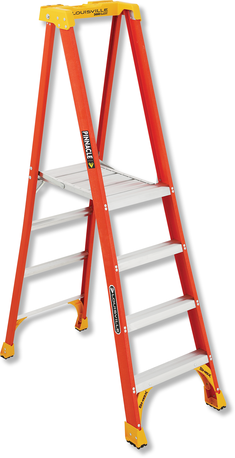 High Performance Ladders | Louisville Ladder