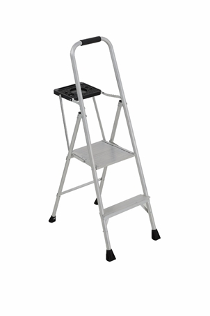 Peachy Louisville Ladder 4 Foot Aluminum Platform Step Ladder Type Alphanode Cool Chair Designs And Ideas Alphanodeonline