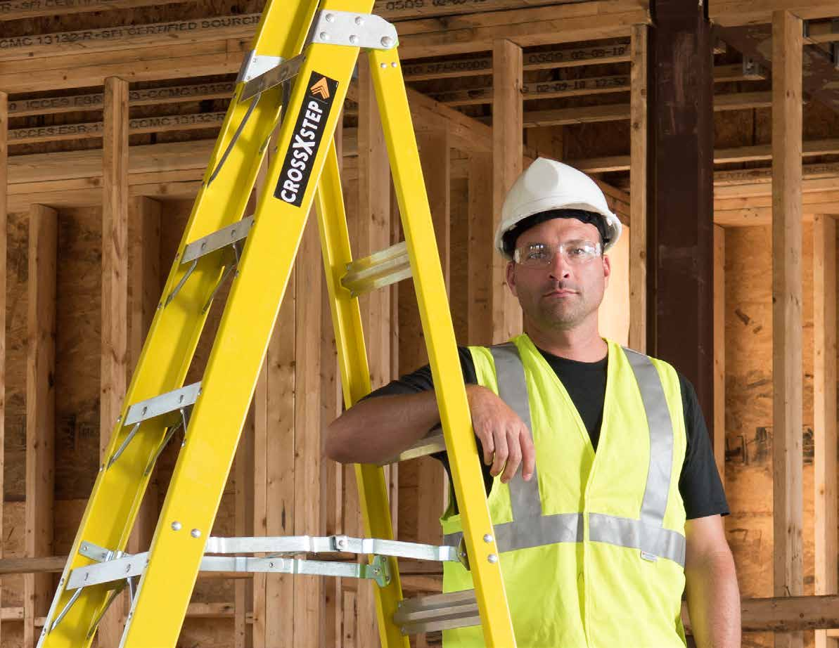 4 Things To Know About Choosing The Right Ladder